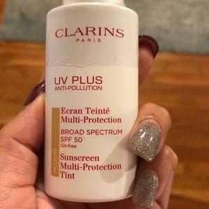 Clarissa sunscreen